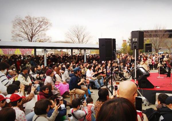 5月26日と27日は、京都の梅小路公園で開催される「わくわく梅小路フェス2018」に出展します!