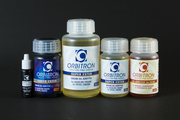 オービトロンのオイル添加剤